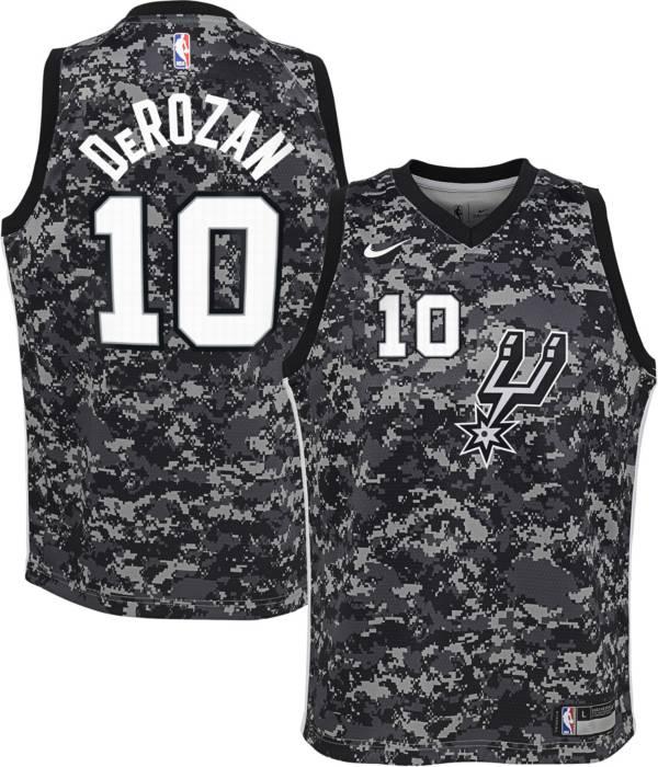 Nike Youth San Antonio Spurs DeMar DeRozan Dri-FIT City Edition Swingman Jersey product image