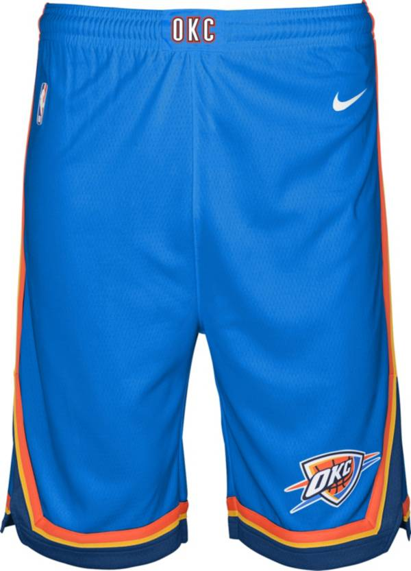 Nike Youth Oklahoma City Thunder Dri-FIT Swingman Shorts product image