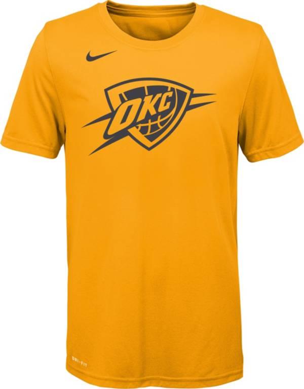 Nike Youth Oklahoma City Thunder Dri-FIT City Edition T-Shirt product image