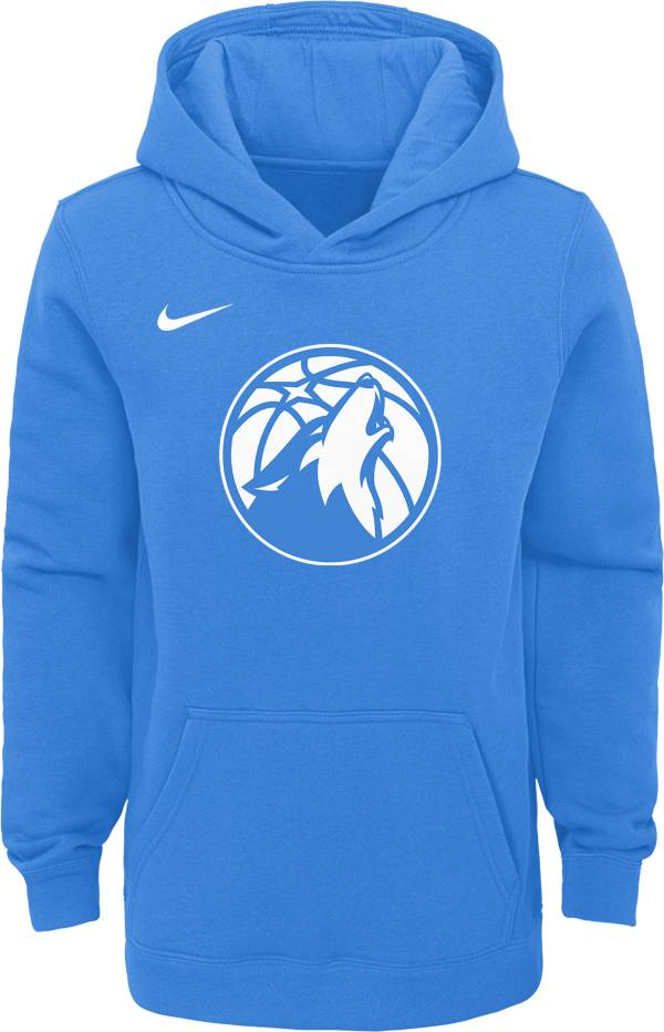 Nike Youth Minnesota Timberwolves Dri-FIT City Edition Pullover Hoodie product image