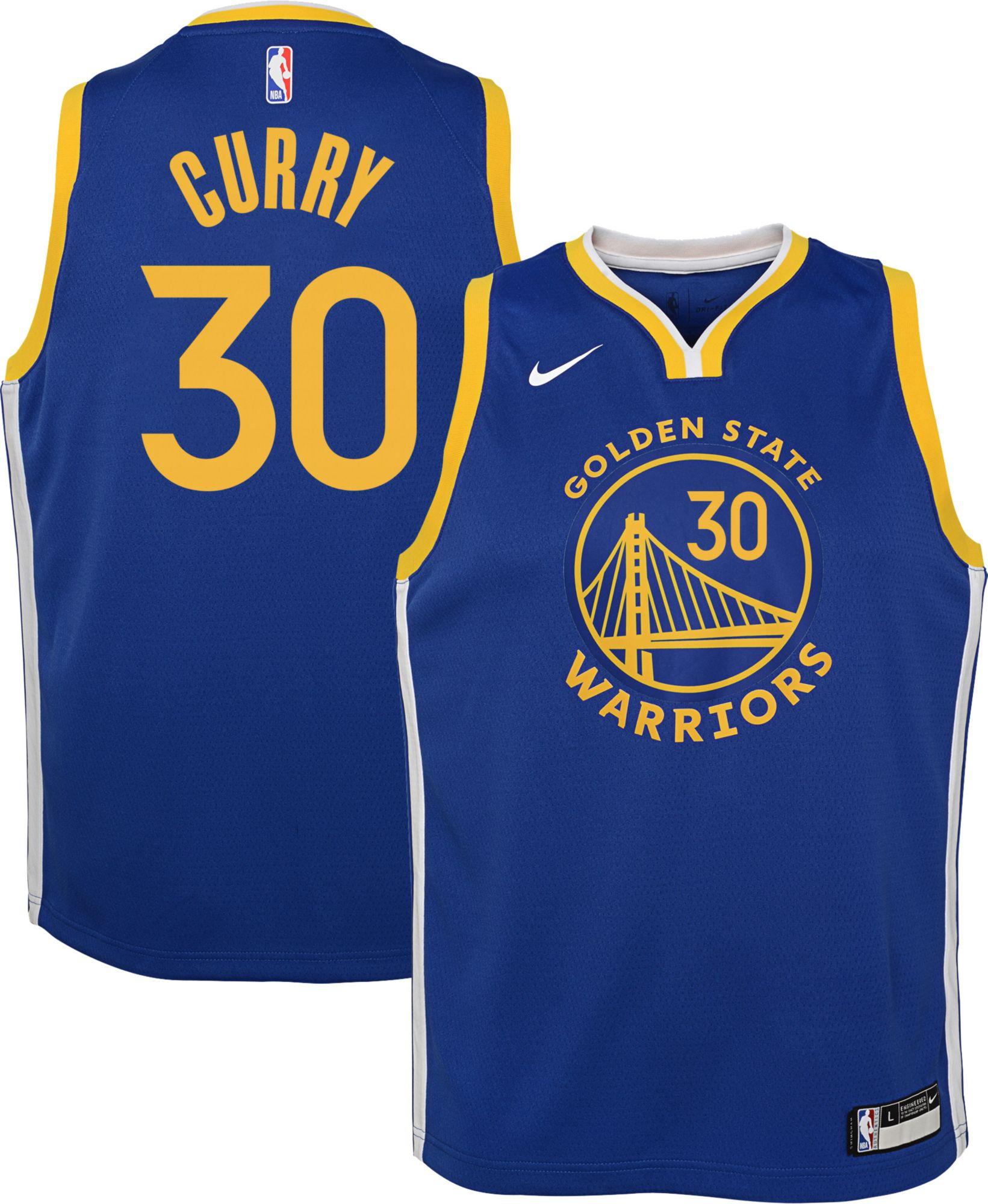 golden state warriors nike jersey