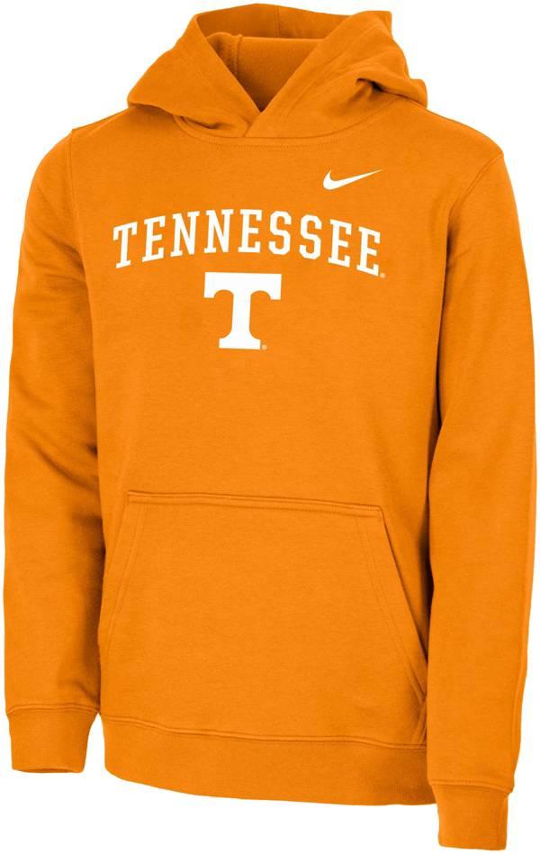 Nike Youth Tennessee Volunteers Tennessee Orange Club Fleece Pullover Hoodie product image