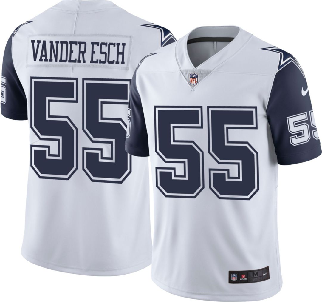 buy popular a7c08 78a5e Nike Youth Color Rush Game Jersey Dallas Cowboys Leighton Vander Esch #55
