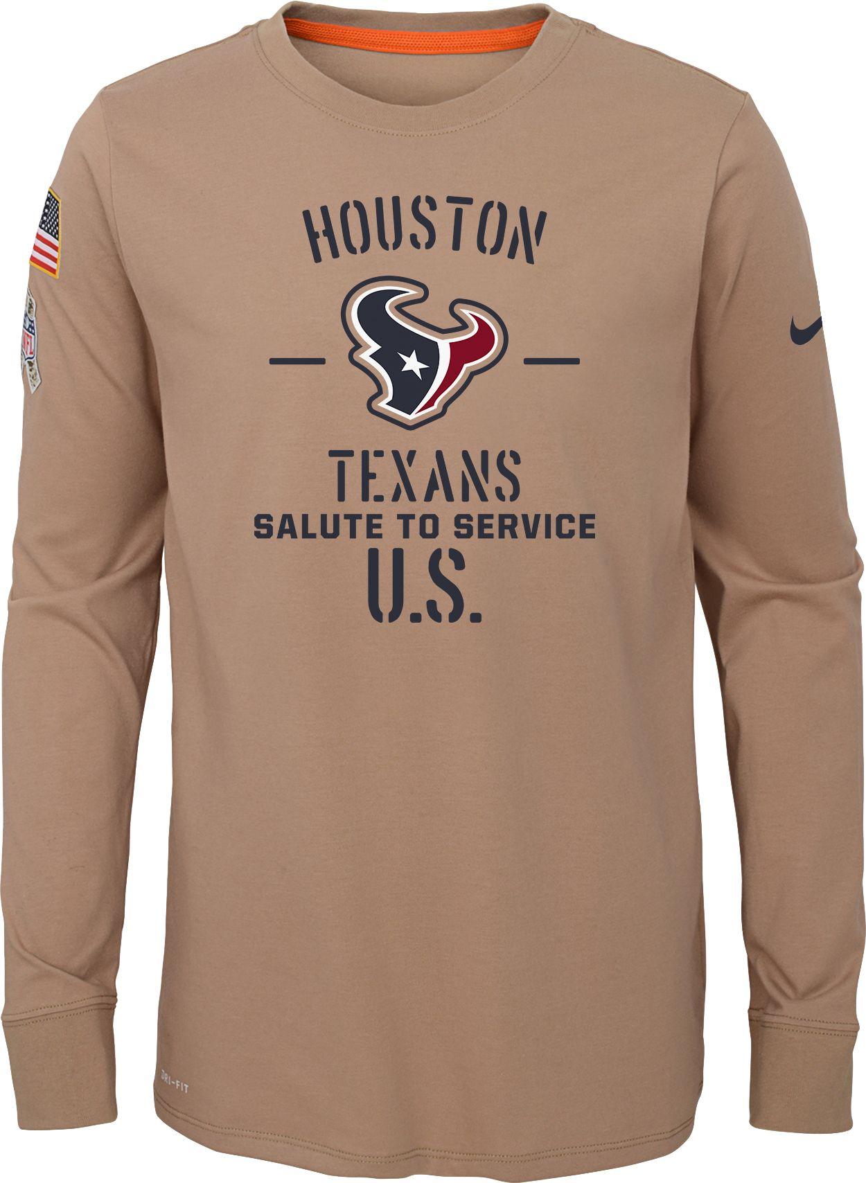 texans dri fit shirt