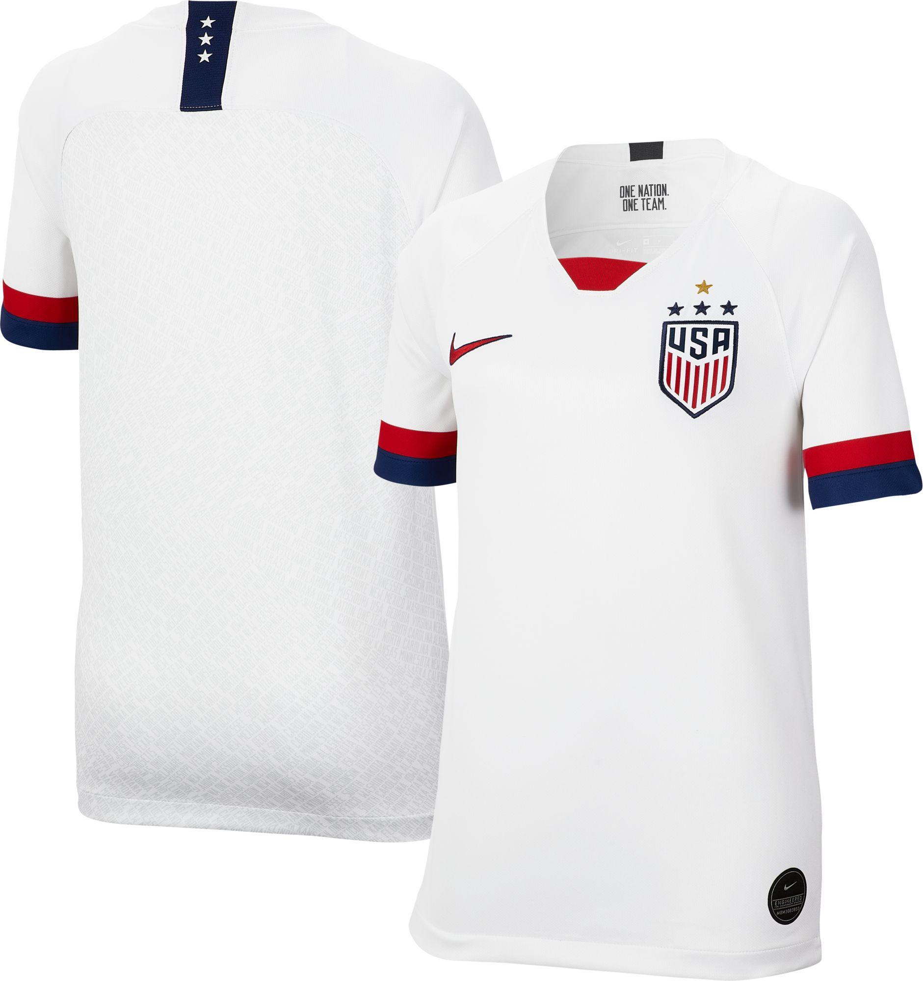usa world cup jersey