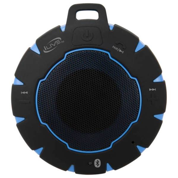 iLive Waterproof Bluetooth Speaker product image
