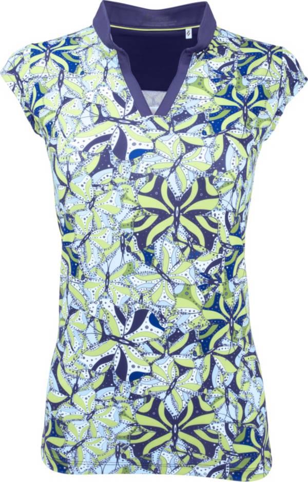 Nancy Lopez Women's Hope Sleeveless Golf Polo – Extended Sizes product image