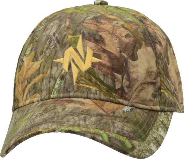 NOMAD Men's Camo Low Country Trucker Hat product image