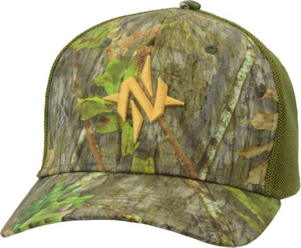 NOMAD Men's Mark Camo Stretch Trucker Hat product image