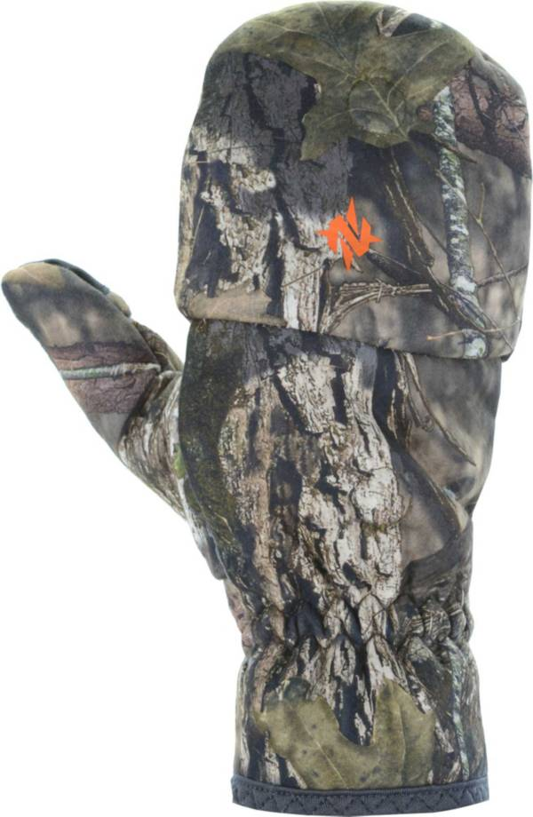 NOMAD Men's Harvester Flip Hunting Mittens product image