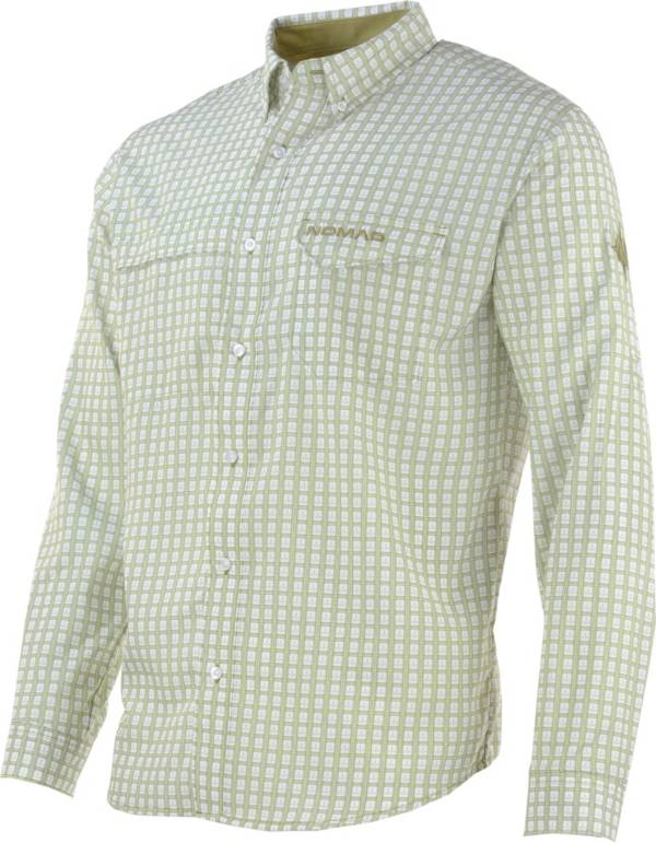 NOMAD Men's Turkey Banquet Plaid Long Sleeve Shirt (Regular and Big & Tall) product image