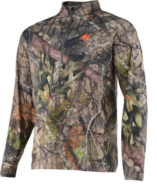 NOMAD Men's Transition 1/4 Zip Hunting Shirt product image