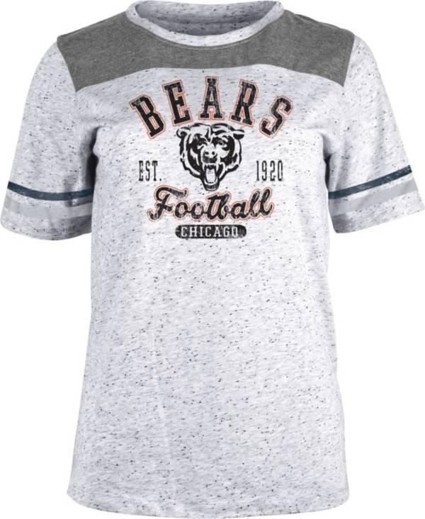 NFL Team Apparel Women's Chicago Bears Peppercorn T-Shirt product image