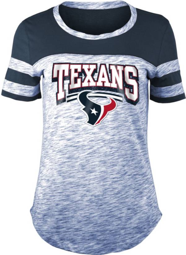 NFL Houston Texans navy New Era Basic Shirt