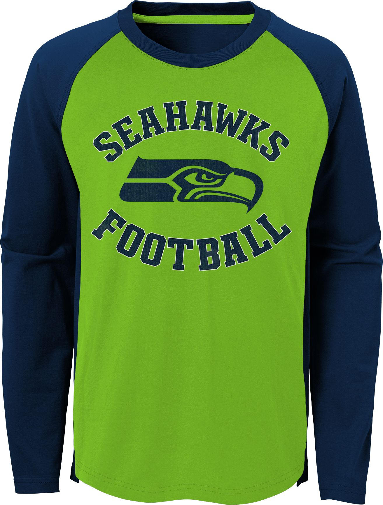 seattle seahawks t shirts for toddlers