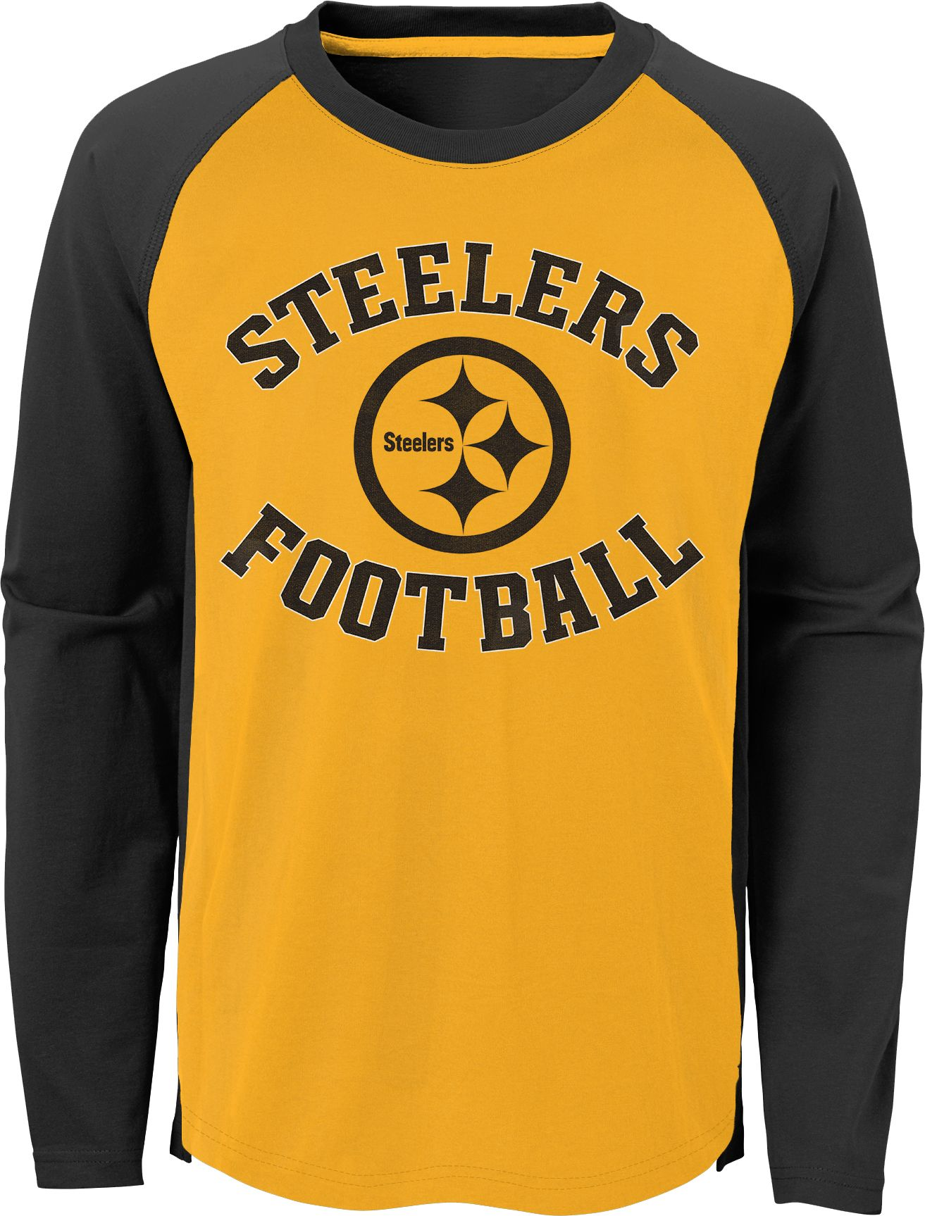 pittsburgh steelers long sleeve jersey