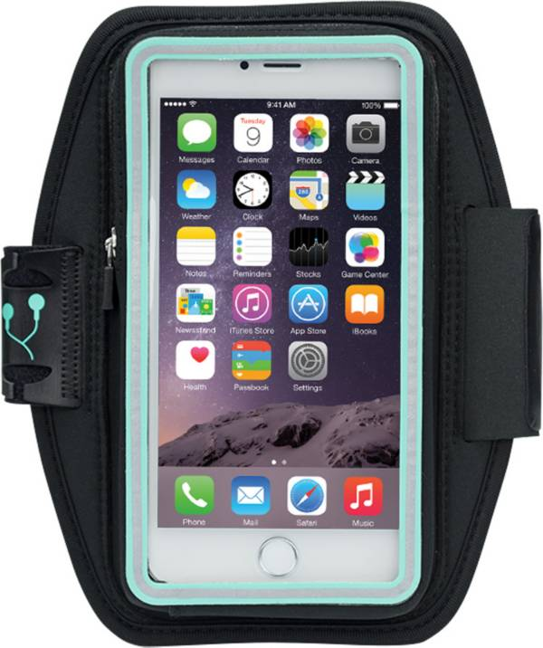Nathan Adult Sonicstorm Smartphone Carrier Running Armband product image