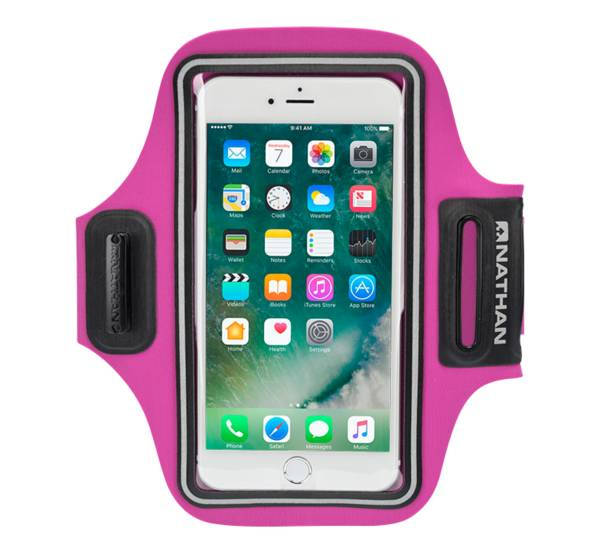 Nathan Adult Stridesport Smartphone Carrier Running Armband product image