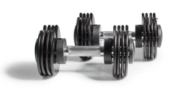 NordicTrack Adjustable Dumbbells and Stand Set product image