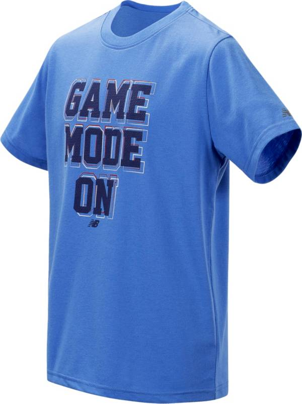 New Balance Boy's Game On T-Shirt product image