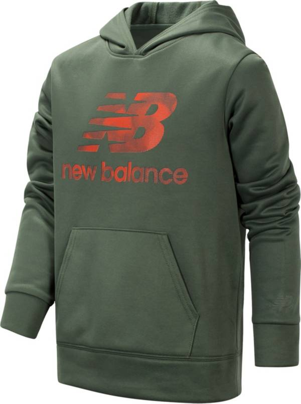 New Balance Little Boys' Logo Graphic Hoodie product image