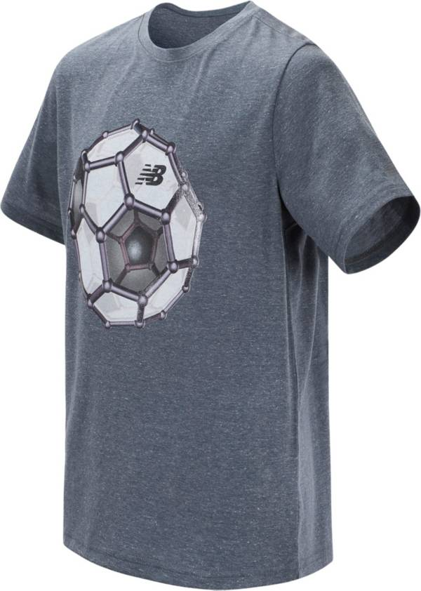 New Balance Little Boys' Soccer Graphic T-Shirt product image