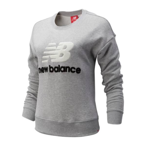 New Balance Women's NB Athletics Stadium Crewneck Pullover product image