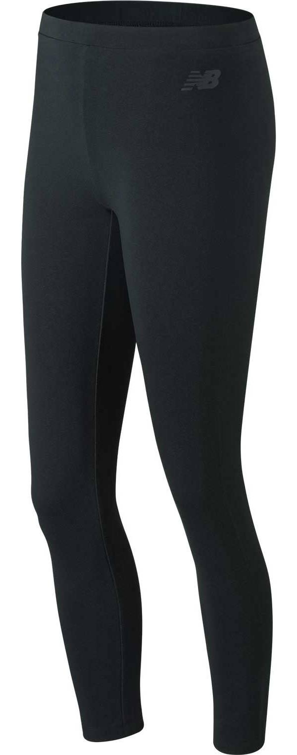 New Balance Women's Essentials Aqua Camo Leggings product image