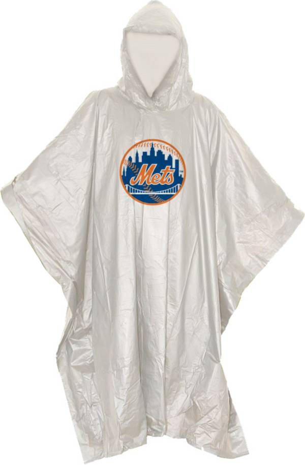 TheNorthwest New York Mets Clear Poncho product image