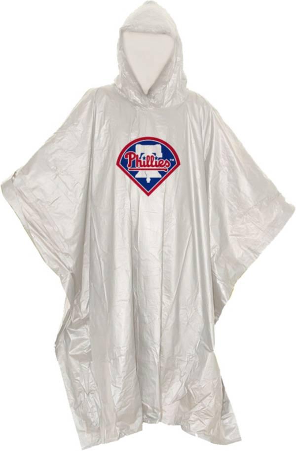 TheNorthwest Philadelphia Phillies Clear Poncho product image