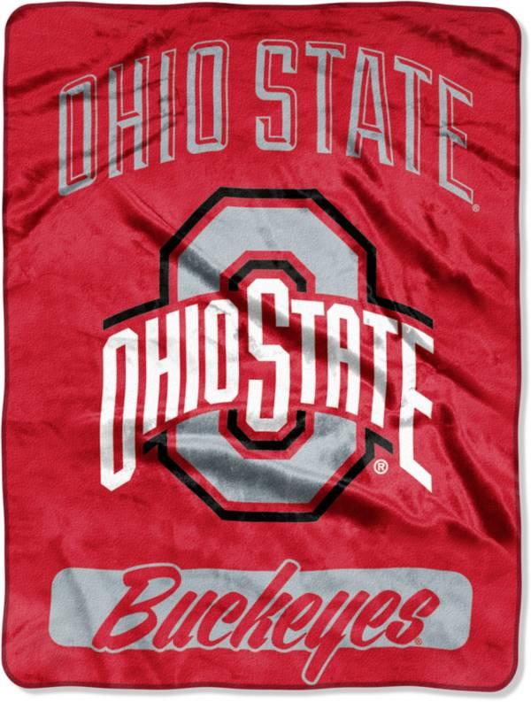 Northwest Ohio State Buckeyes Blanket product image