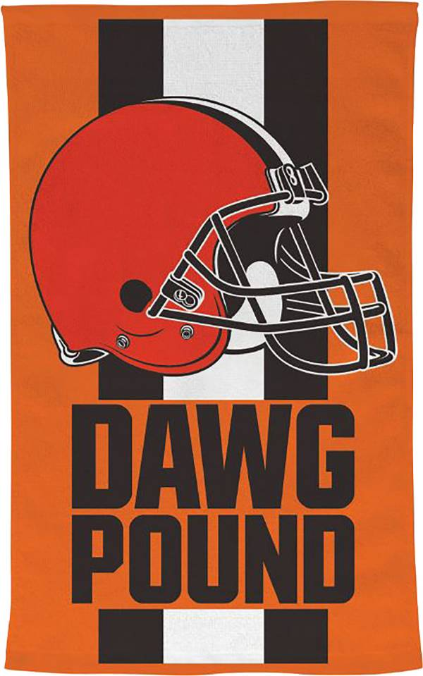 """Northwest Cleveland Browns """"Dawg Pound"""" Towel product image"""