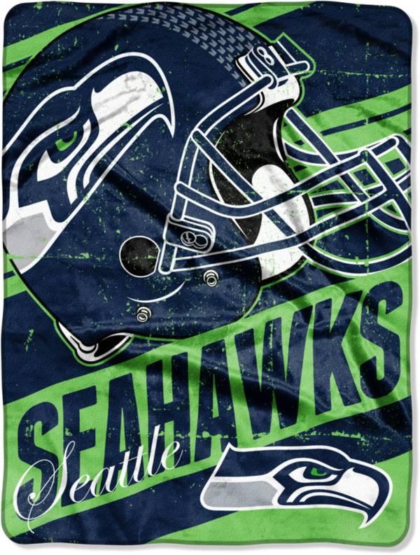 Northwest Seattle Seahawks 50'' x 60'' Slant Blanket product image