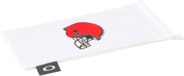 Oakley Cleveland Browns White Sunglass Microbag product image