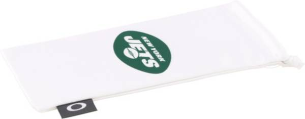 Oakley New York Jets White Sunglass Microbag product image