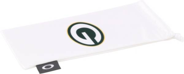 Oakley Green Bay Packers White Sunglass Microbag product image