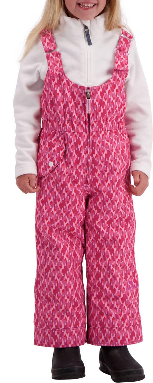 Obermeyer Girls' Snoverall Print Snow Pants product image