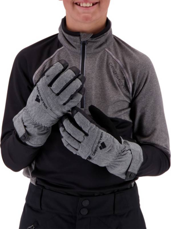 Obermeyer Youth Lava Gloves product image