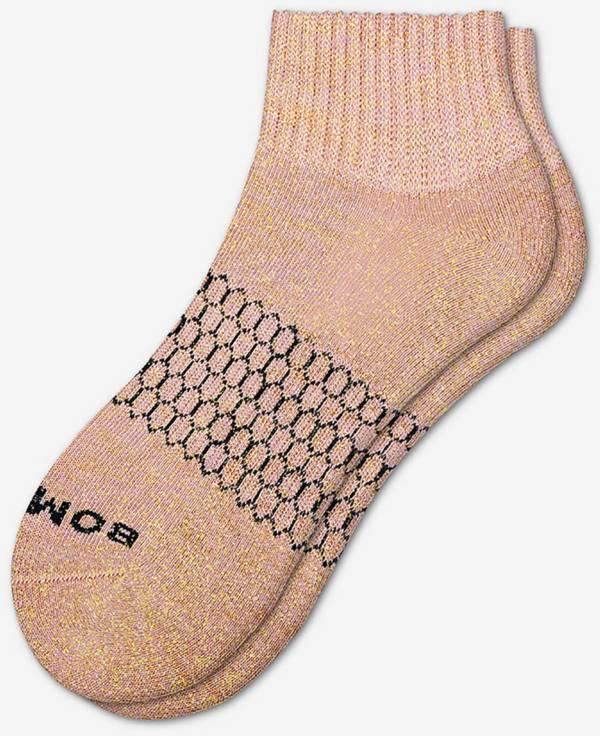 Bombas Women's Lurex Quarter Socks product image