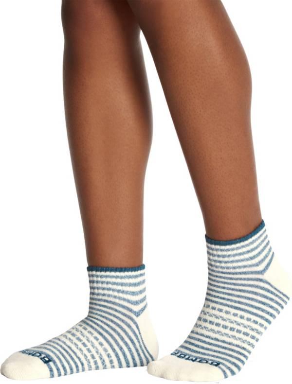 Bombas Women's Shadow Stripe Rib Quarter Socks product image