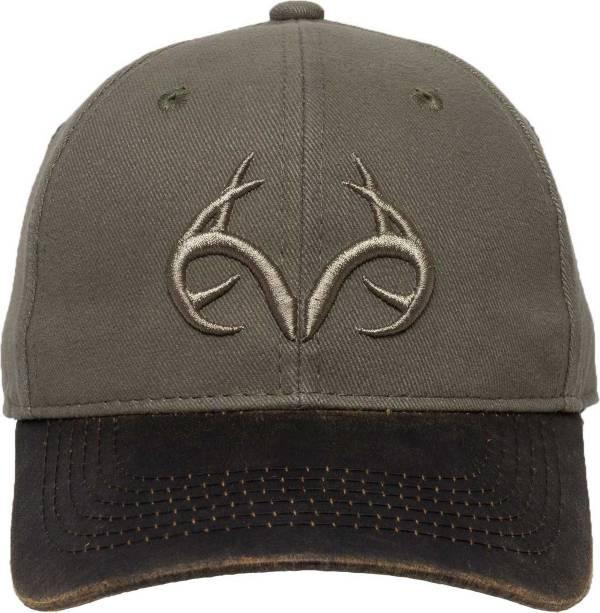 Outdoor Cap Co Men's Realtree Logo Waxed Bill Hat product image