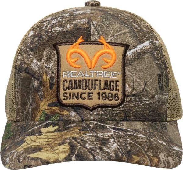 Outdoor Cap Men's Realtree Edge Logo Meshback Hat product image
