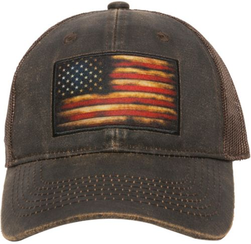 a879f81490a93 Outdoor Cap Co Men s Flag Patch Mesh Snapback Hat. noImageFound. Previous