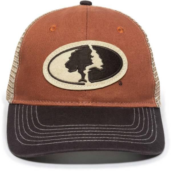 Outdoor Cap Men's Mossy Oak Orange Cotton Twill Hat product image