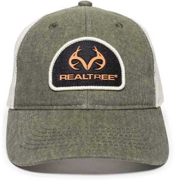 Outdoor Cap Men's Realtree Gander Olive Dyed Twill Hat product image