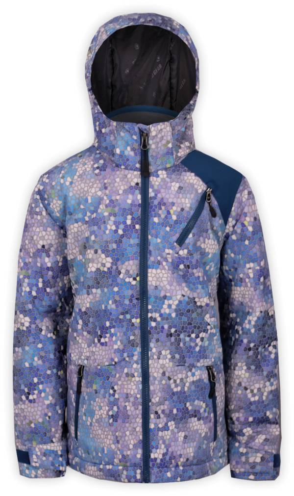 Outdoor Gear Girls' Boulder Gear Jasmine Snow Jacket product image
