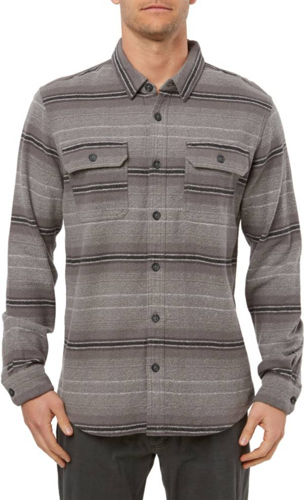 O'Neill Men's Suds Long Sleeve Flannel Shirt product image