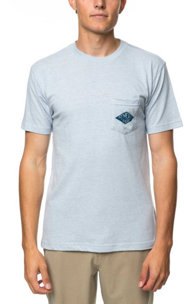 O'Neill Men's Diamonds Pocket Short Sleeve T-Shirt product image