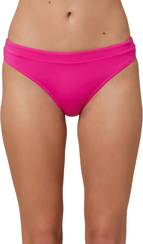 O'Neill Women's Salt Water Solids Banded Swimsuit Bottoms product image