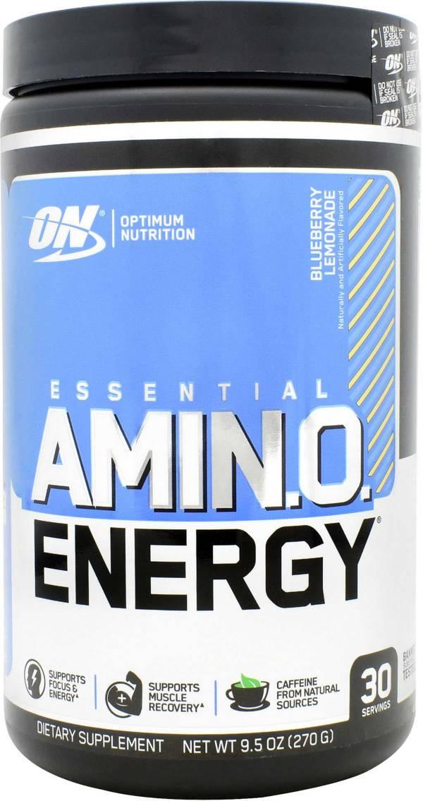 Optimum Essential Amino Energy Blueberry Lemonade 30 Servings product image